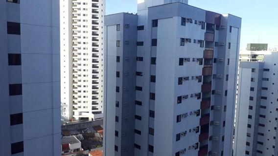 Apartamento Em Torre, Recife/pe De 90m² 3 Quartos Para Locação R$ 1.530,00/mes - Ap549842