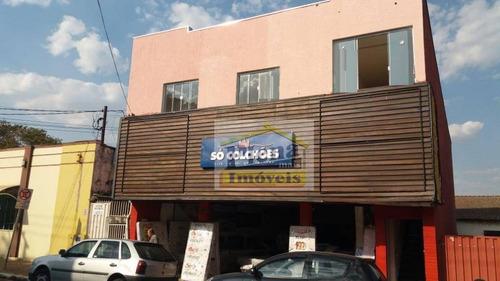 Sala Para Alugar, 32 M² Por R$ 700,00/mês - Centro - Nova Odessa/sp - Sa0210