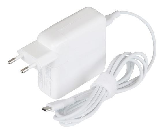 Fonte Carregador Para Notebook Apple Usb-c 61w