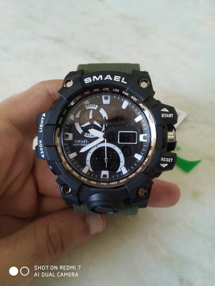 Relógio Esportivo Smael Mod. Novo 1545c Prova D