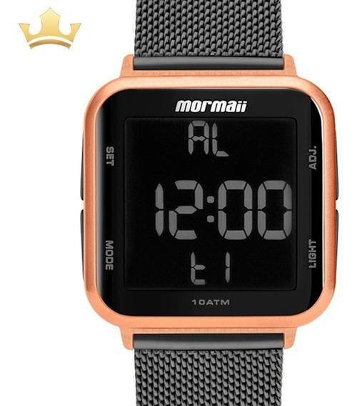 Relógio Mormaii Feminino Mo6600al/7j C/ Garantia E Nf