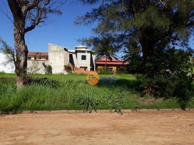 Terreno À Venda, 360 M² Por R$ 110.000 - Unamar (tamoios) - Cabo Frio/rj - Te0321