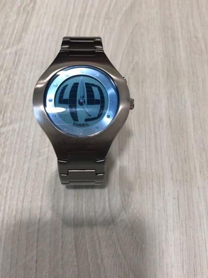 Relógio Fossil Big Tic Jr-8051