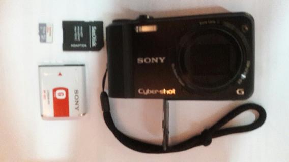 Câmera Sony Cyber - Shot Semi Nova .
