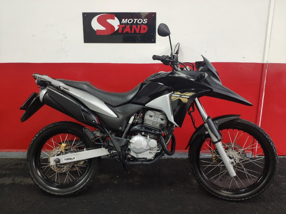 Honda Xre 300 2014 Preta Preto
