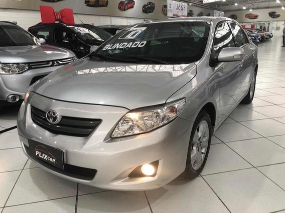 Toyota Corolla Xei 1.8 16v Flex Aut. - 2009/2010 - Blindado