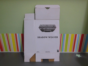 Caixa Branca Para Shadow Weaver Avulsa