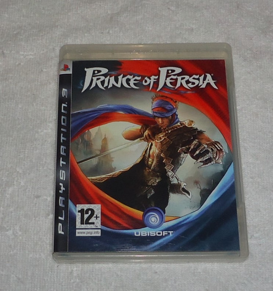 Prince Of Persia R2 Ps3 ** Frete Gratis Leia