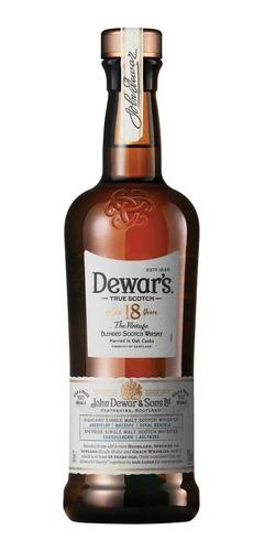 Whisky Dewar's 18 Anos 750ml