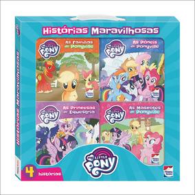 Livro Infantil - My Little Pony - Histórias Maravilhosas - K