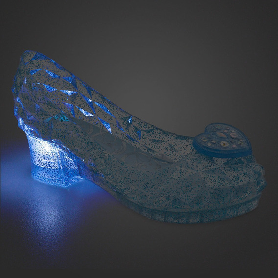 Sapato Princesa Cinderela Original Loja Disney P/entrega