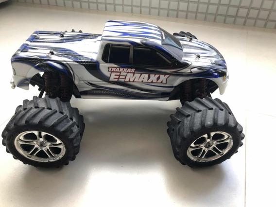 Traxxas E-maxx Auto Modelo Elétrico