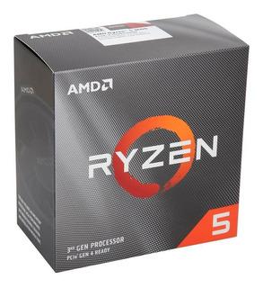 Procesador Amd Ryzen 5 3600 Zen 2 Am4 4.2ghz 6 Core 12 Hilos
