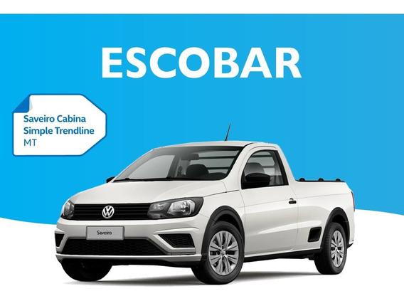 Volkswagen Saveiro Cs Trendline Mt 1.6 101cv