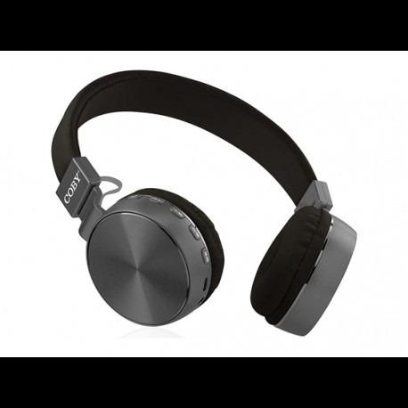 Audifono Con Microfono Coby, Bluetooth, Sound Stereo