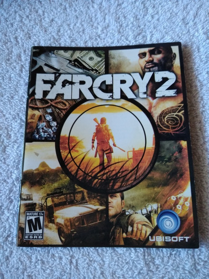 Manual Do Game Farcry 2 Ps3 *** Leia
