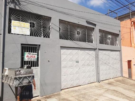 Casa Com 5 Casas De Aluguel, Mais 1 Salão Comercial