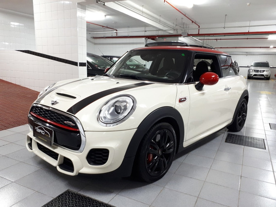 Mini John Cooper Works 2.0 Turbo 2017 Teto Solar 15 Mil Km