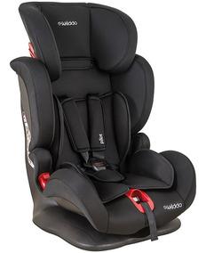 Cadeira Auto Lenox Kiddo Pilot Preto (9 A 36kg) 565pp