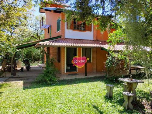 Imagem 1 de 30 de Casa Com 3 Dormitórios À Venda, 120 M² Por R$ 1.298.000,00 - Ribeirão Da Ilha - Florianópolis/sc - Sc - Ca0124_feelin