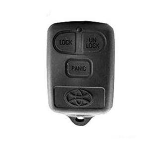 Capa De Controle - Telecomando - Corolla - 3 Botões