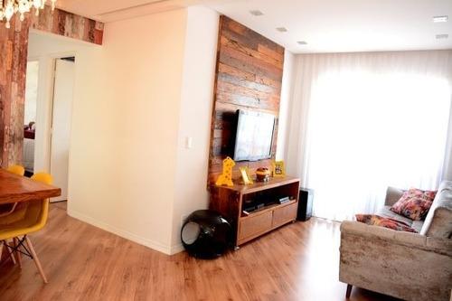 Imagem 1 de 17 de Apartamento 2 Quartos Santo André - Sp - Vila Príncipe De Gales - Rm320ap
