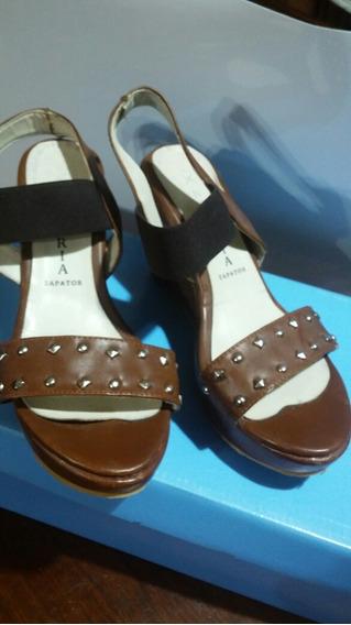 Zapatos Nazaria Originales Plataforma