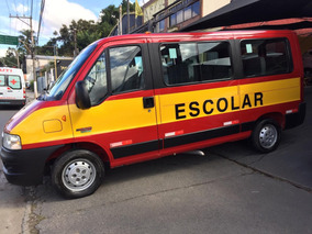 Fiat Ducato Minibus Escolar 15l 2014