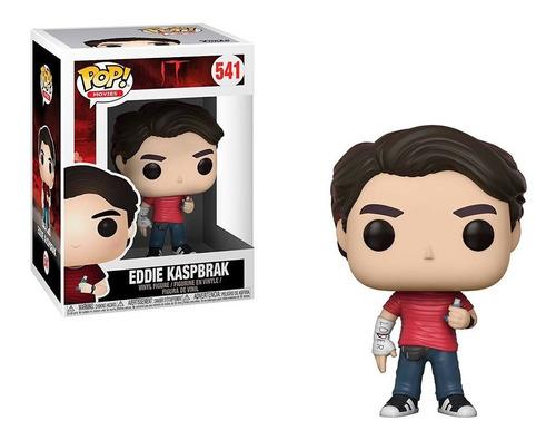 Funko Pop Eddie Kaspbrak N° 541 It