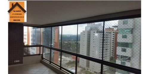 Apartamento A Venda No Bairro Alphaville Empresarial Em - Vpchat-1