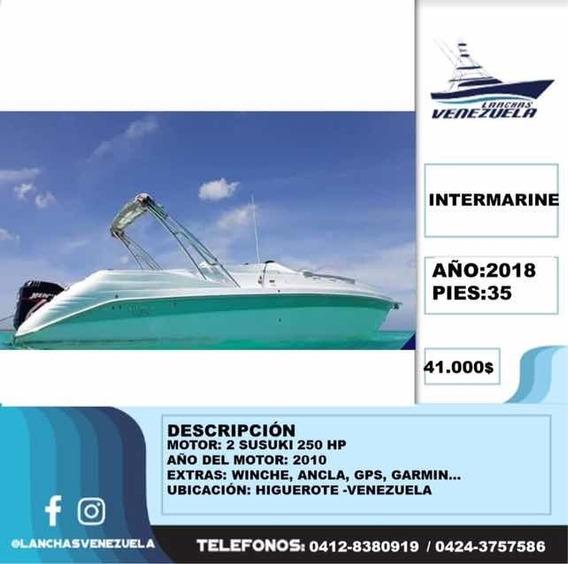 Lancha Intermarine 35 Lv172
