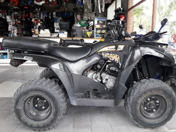 Kawasaki Brut Force 300 Alta Y Baja