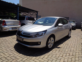 Citroën C4 1.6 Feel Thp Flex Aut. 4p