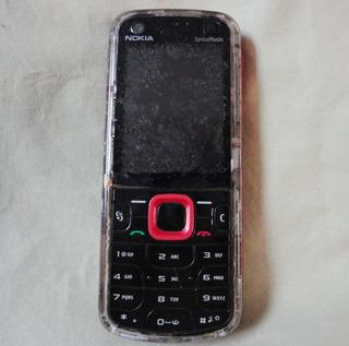 Nokia Xpress Music 5320 Para Repuesto (no Conozco La Falla)