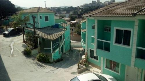 Imagem 1 de 11 de Casa Geminada Rio De Janeiro  Brasil - Ci1186