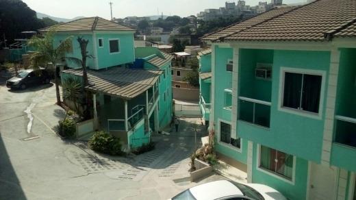 Casa Geminada Rio De Janeiro Brasil - Ci1186