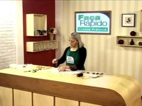 Dvd Pedraria Em Bijuteria - Frete Grátis!!!