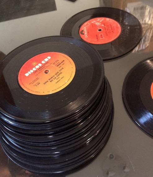 Discos De Vinilio - Lote De 85 Lp Y 30 Simples - Decoración