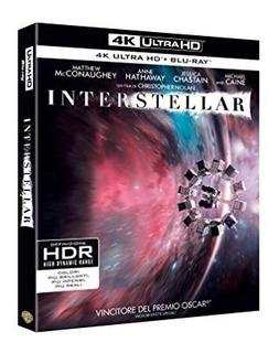 Interstellar 4k - Peliculas Digitales