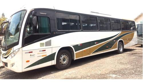 Ônibus Fretamentos Único Dono Marcopolo Ideale Mercedes Ar
