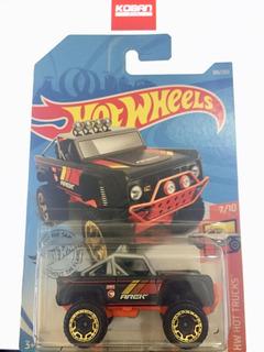 2019 Custom Ford Bronco Treasure Hunt Hot Wheels Koban