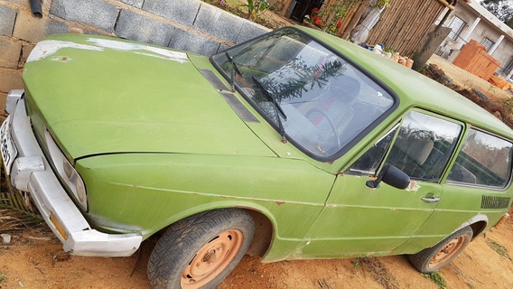 Volkswagen 1980 Ap 1.6