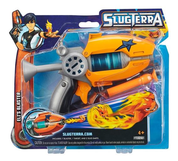 Juguete Lanzador Con Munición Slug Ammo Serie Slugterra