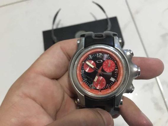 Relógio Oakley Heleshot