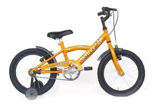 Bicicleta Rodado 15 Junga Premium