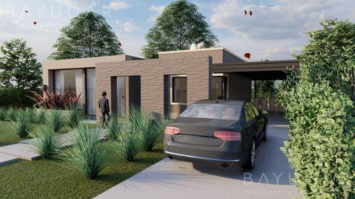 Imagen 1 de 3 de Venta | Casa A Estrenar En Los Arces | Bayugar Negocios Inmobiliarios