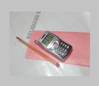 Celular Panasonic Mini A102 * Linha Gd55 * Pequeno Usado A4