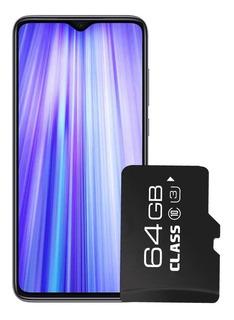 Xiaomi Redmi Note 8 Pro 128gb + Micro Sd 64gb Version Global