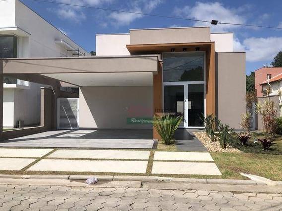 Casa Com 3 Dormitórios À Venda, 300 M² Por R$ 912.000 - Botujuru - Mogi Das Cruzes/sp - Ca3640