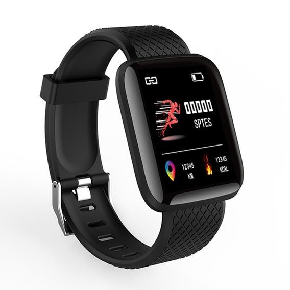 Reloj Inteligente D13 Impermeable, Negro